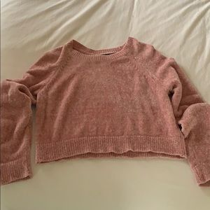 Cropped Sweater (very soft)